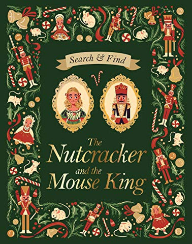 Search and Find The Nutcracker and the Mouse King: An E.T.A Hoffmann Search and Find Book (Search & Find)