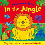 In the Jungle (Board Book Deluxe)