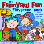 Farmyard Fun: Playscene Pack (Playscene Packs)