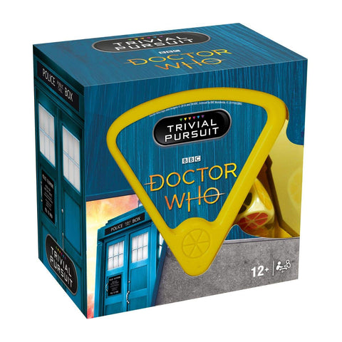 Winning Moves Trivial Pursuit Bitesize - Dr Who Refresh Doctor Who, Various