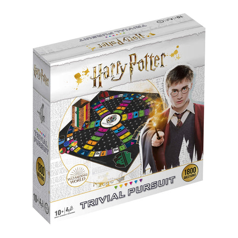 Winning Moves Harry Potter Ultimate Trivial Pursuit