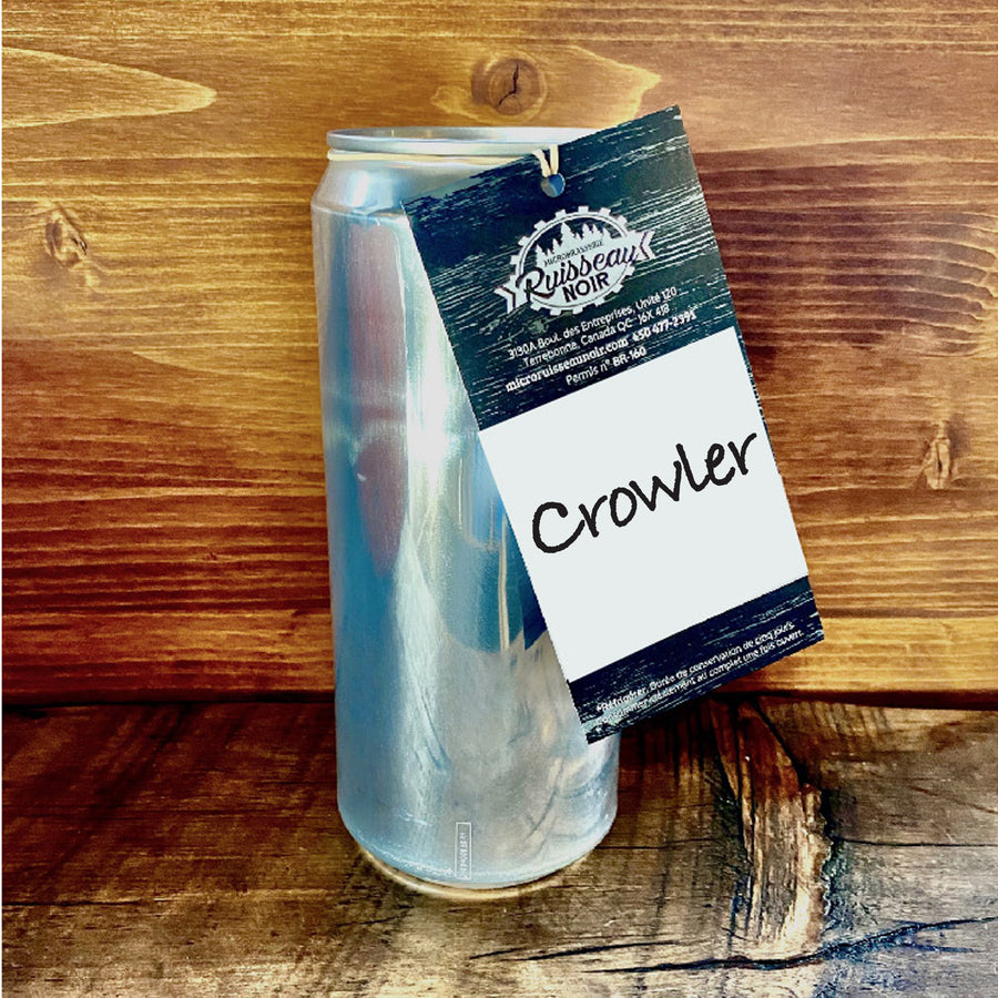 Crowler (canette grand format)