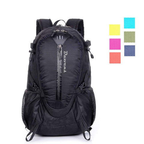 Black Colored Best Hiking Backpack Under 100
