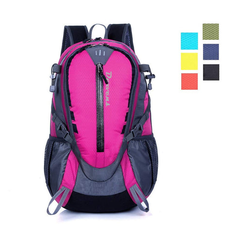 Pink Colored Best Lightweight Day Hiking Backpack