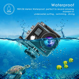 Buy Best Underwater Action Camera for Snorkeling - Explore Land N Sea