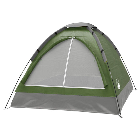 Buy the Green Colored 2-3 Person Dome Tent - Explore Land N Sea