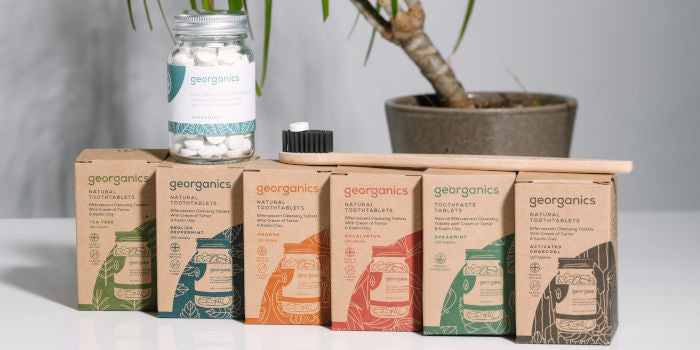 georganics mouth care