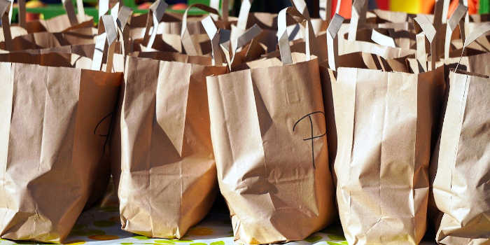 Problems with Paper Bags