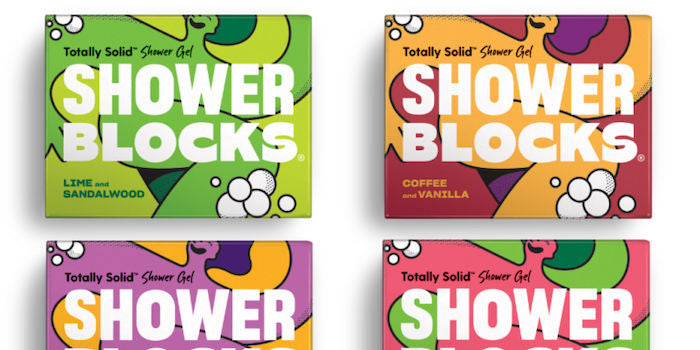Shower Blocks Soap Bars