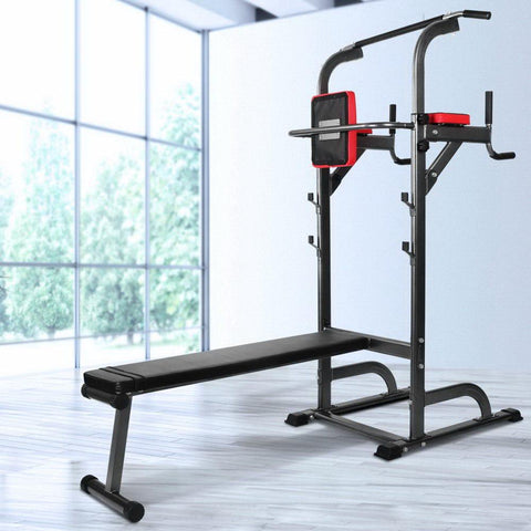 multi station weight bench