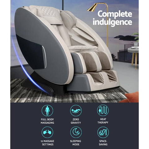 livemor 4d electric massage chair review