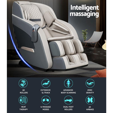 livemor electric massage chair review