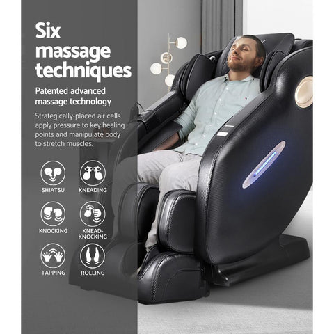 livemor 3d electric massage chair review