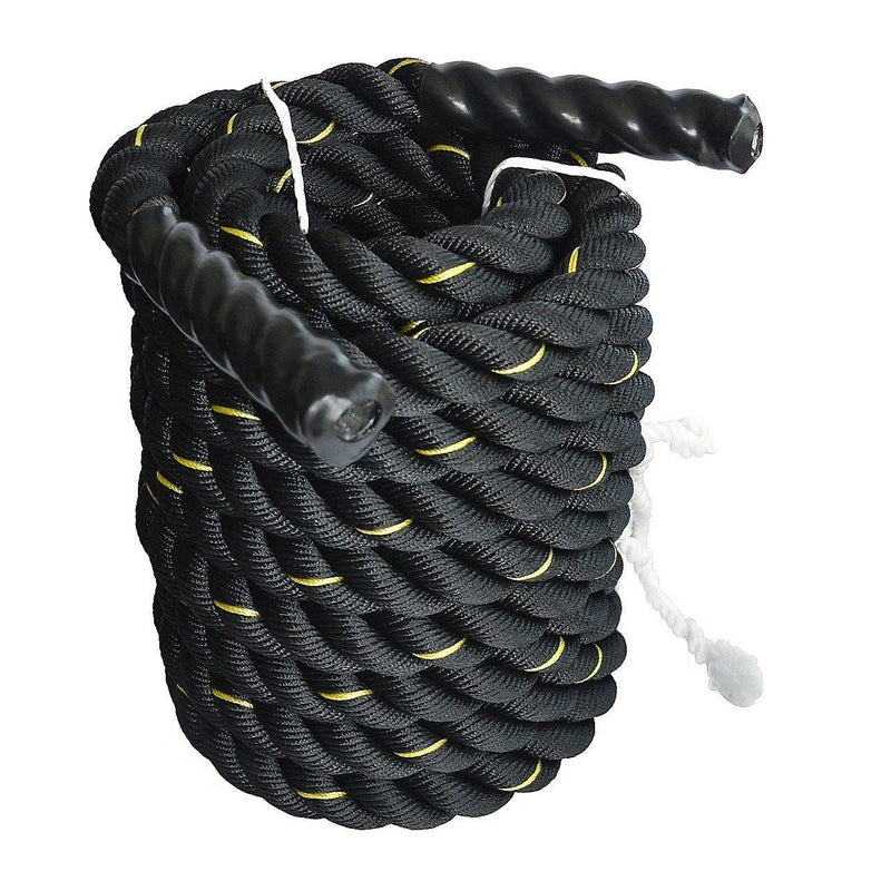 Battle Rope Poly Exercise Workout Strength Training - Beyli Australia