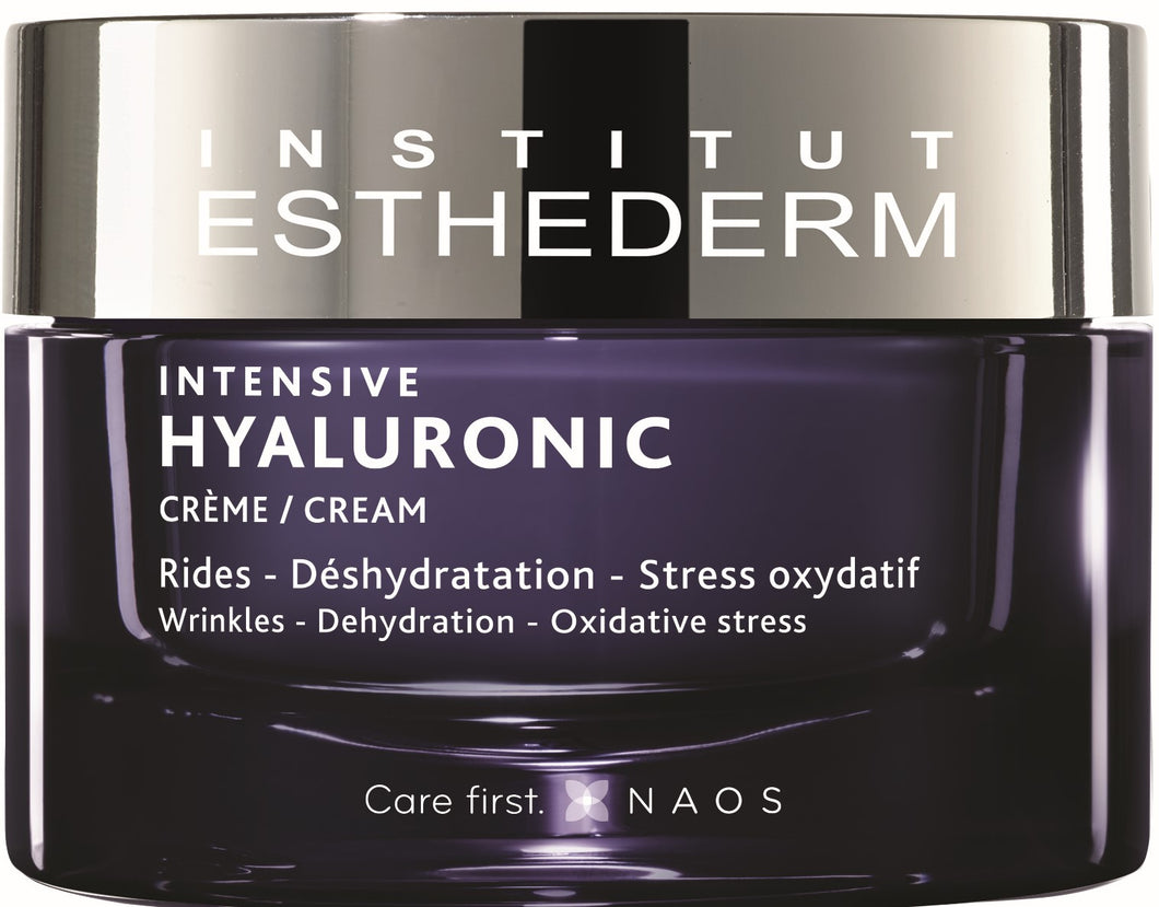 INSTITUT ESTHEDERM PARIS hialurono rūgšties kremas INTENSIVE HYALURONIC, 50 ml