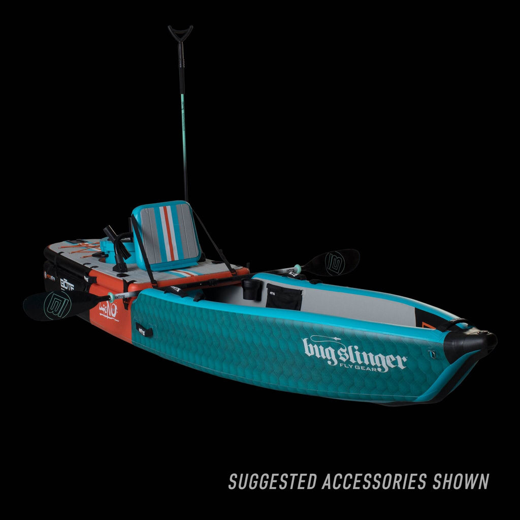 Bote Lono Aero 12'6 Bug Slinger Tarpon Inflatable Kayak suggested accessories
