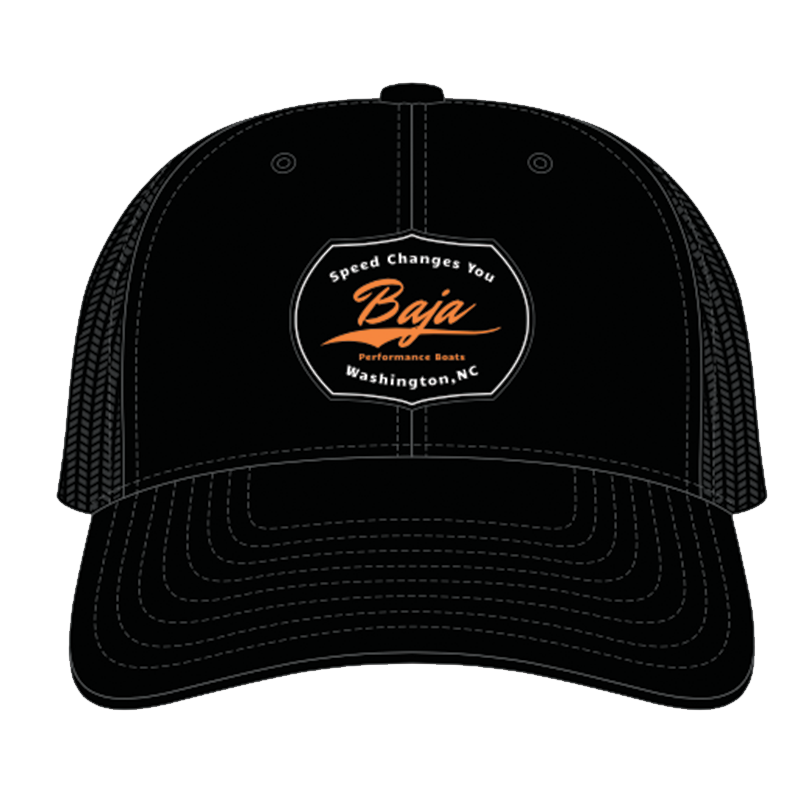 Baja Patch Hat