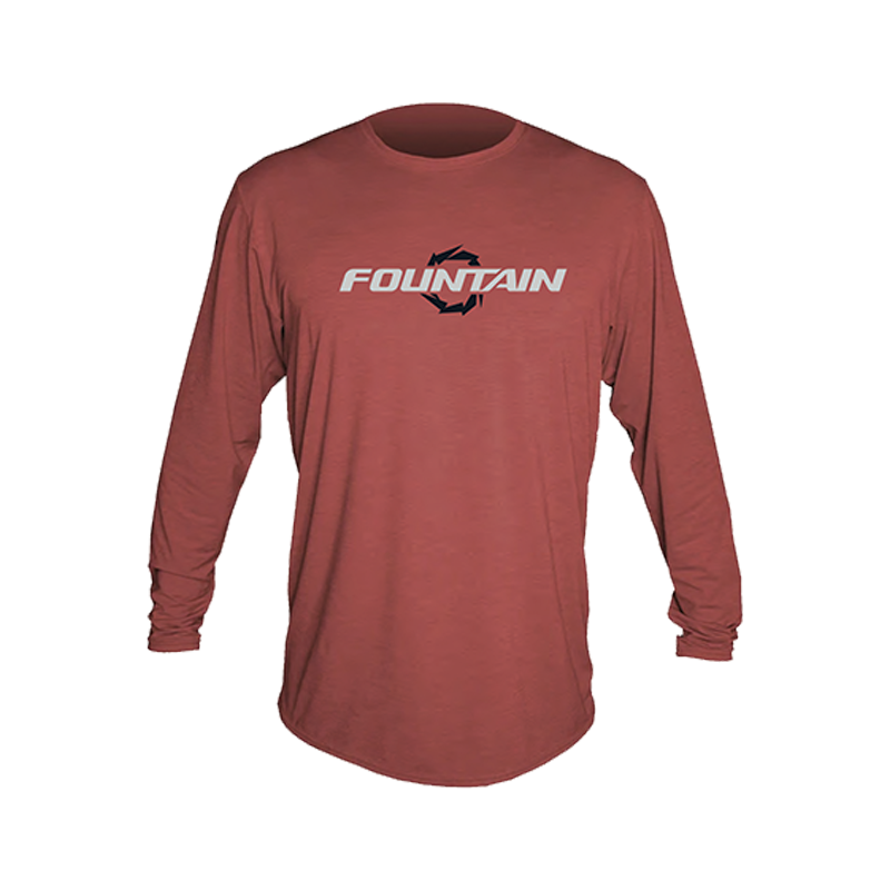 Fountain UPF Dri Fit Fun Run Long Sleeve