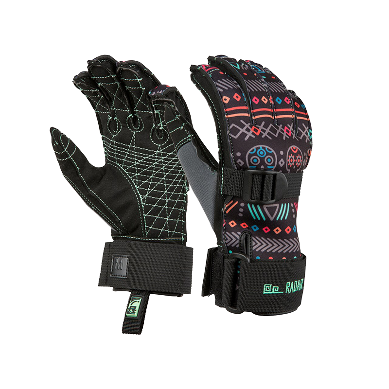 Radar TRA Inside Out Kids Slalom Ski Gloves