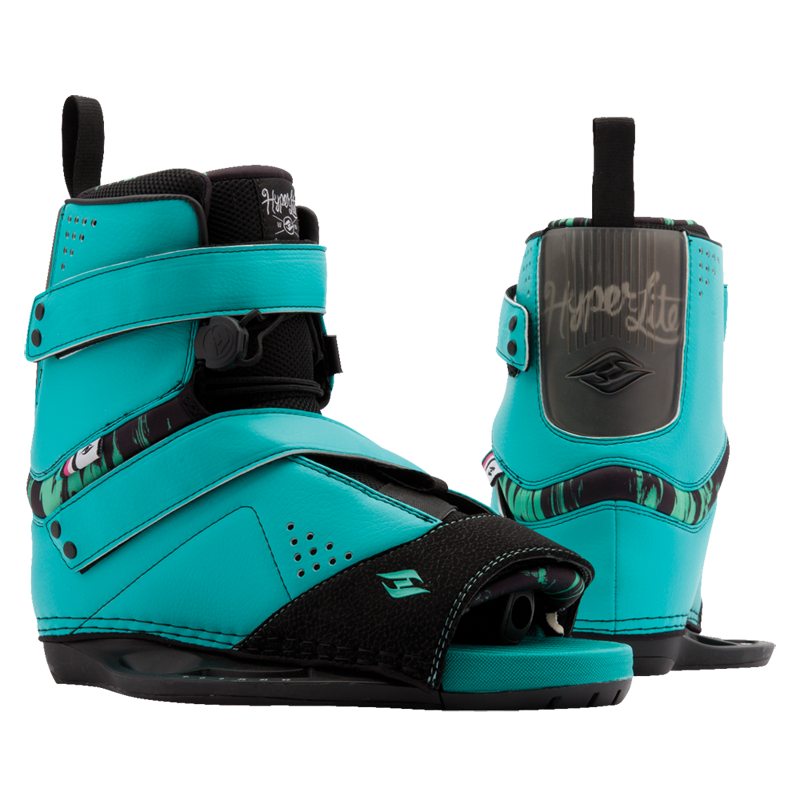 Hyperlite Blur Wakeboard Bindings