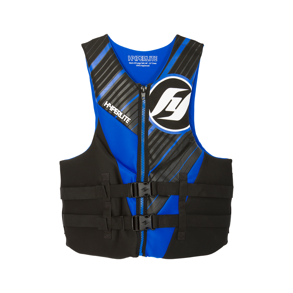 Hyperlite Mens Indy Big Tall Neo CGA Life Jacket