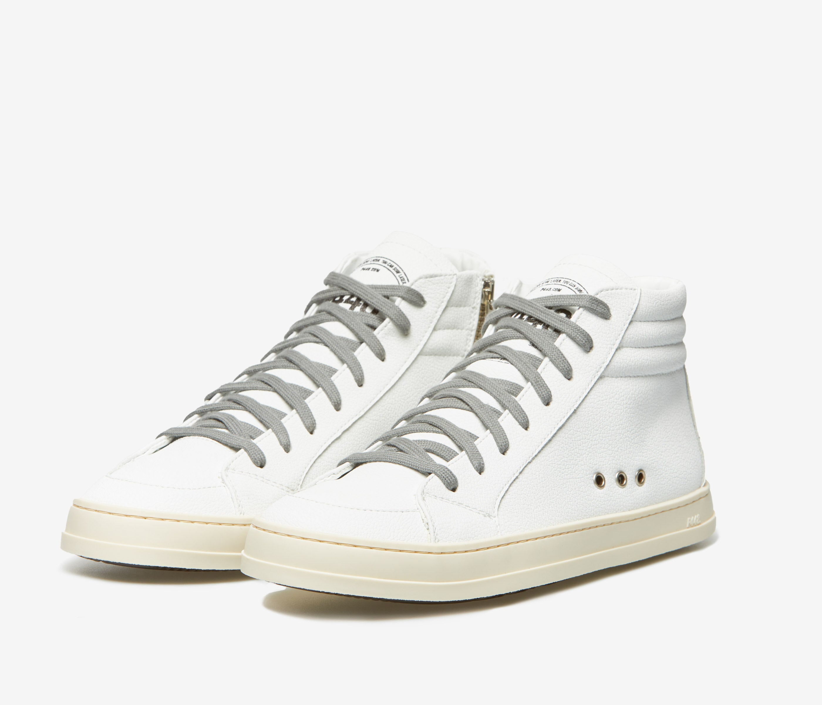 Skate White Recycled