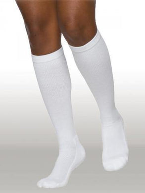 362 Cushioned COTTON FOR WOMEN by Sigvaris Knee High Calf Compression Stockings - Footit Medical, CPAP, Stairlift, Orthotic, Prosthetic, & Mobility Supply