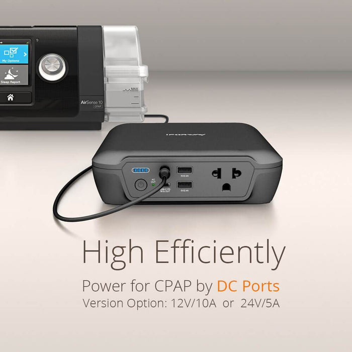 CPAP Battery Power Station Backup