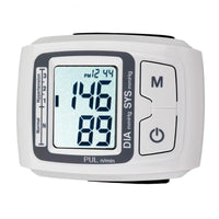 Wrist Blood Pressure Monitor with Batteries, & Warranty - Footit Medical, CPAP, Stairlift, Orthotic, Prosthetic, & Mobility Supply