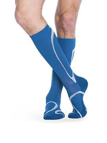 412 Traverse Socks FOR MEN & WOMEN by Sigvaris Knee High Calf Compression Stockings UNISEX - Footit Medical, CPAP, Stairlift, Orthotic, Prosthetic, & Mobility Supply