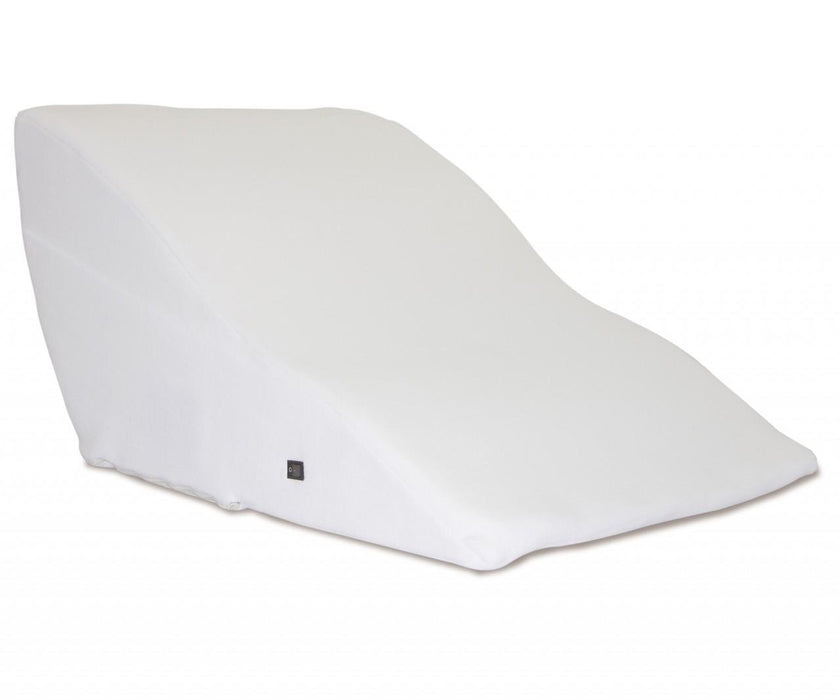 Contour White Fleece Wedge - Footit Medical, CPAP, Stairlift, Orthotic, Prosthetic, & Mobility Supply