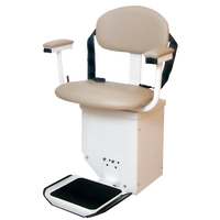 Harmar Indoor AC Straight Stairlift SL350AC Summit 350
