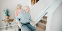 Harmar Pinnacle SL300 Stairlift Straight Rail with 10 Year Warranty