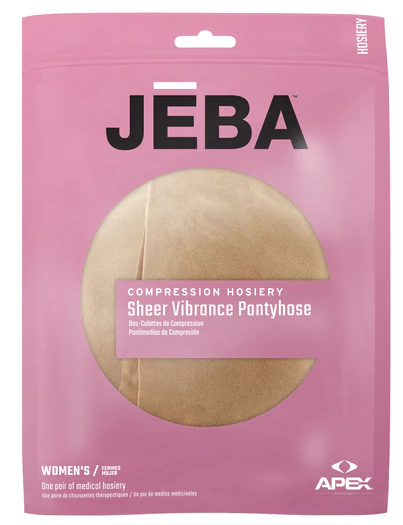 Women's Jeba Sheer Compression Hosiery
