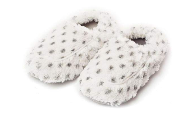 Snowy Warmies Slippers - USA Medical Supply