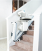 Harmar Automatic Folding Rail Pinnacle SL300 Stairlift Straight Rail with 10 Year Warranty - Footit Medical, CPAP, Stairlift, Orthotic, Prosthetic, & Mobility Supply