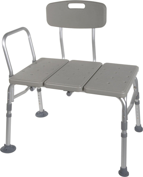 Shower Bath Transfer Bench Chair - Footit Medical, CPAP, Stairlift, Orthotic, Prosthetic, & Mobility Supply