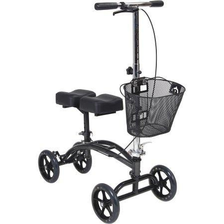 Knee Walker Scooter Medical Grade - Footit Medical, CPAP, Stairlift, Orthotic, Prosthetic, & Mobility Supply