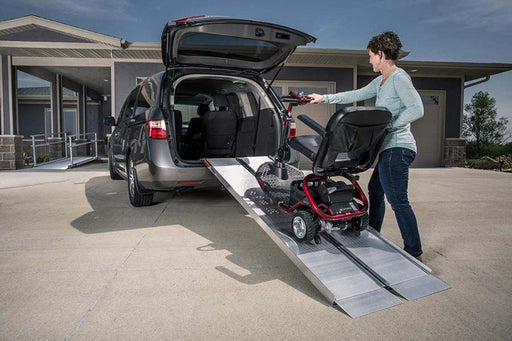 EZ Access Suitcase Ramp - Footit Medical, CPAP, Stairlift, Orthotic, Prosthetic, & Mobility Supply