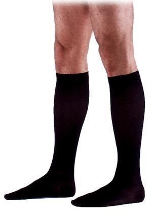 362 Cushioned COTTON FOR MEN by Sigvaris Knee High Calf Compression Stockings - Footit Medical, CPAP, Stairlift, Orthotic, Prosthetic, & Mobility Supply