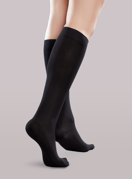 Ease Microfiber Knee Highs Women - Footit Medical, CPAP, Stairlift, Orthotic, Prosthetic, & Mobility Supply