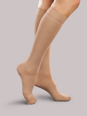 Ease Opaque Knee Highs for Women - Footit Medical, CPAP, Stairlift, Orthotic, Prosthetic, & Mobility Supply