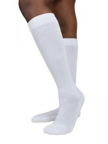 602 Diabetic Compression Unisex Socks FOR MEN & WOMEN Stockings Knee High by Sigvaris 18-25mmHg - Footit Medical, CPAP, Stairlift, Orthotic, Prosthetic, & Mobility Supply