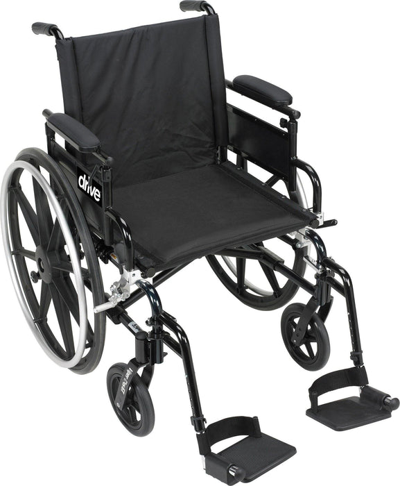 Standard Wheelchair with 1 Year Warranty - Footit Medical, CPAP, Stairlift, Orthotic, Prosthetic, & Mobility Supply