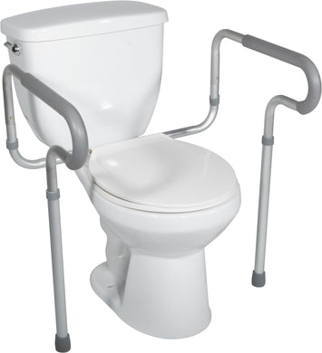 Drive Toilet Safety Frame - Footit Medical, CPAP, Stairlift, Orthotic, Prosthetic, & Mobility Supply