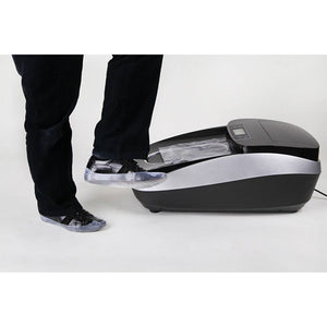Automatic Shoe Cover Dispenser, Dimensions: 80x44.5x33cm, Weight: 21.5kg