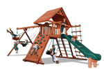 Load image into Gallery viewer, Turbo Original Playcenter Combo 2 with Wood Roof (19B)
