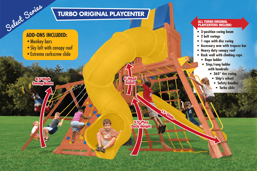 Turbo Original Playcenter Combo 5 (19E)