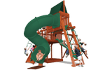 Load image into Gallery viewer, Deluxe Fort Combo 5 (21F) - River City Play Systems