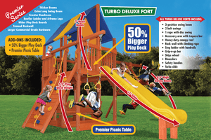 Turbo Deluxe Fort XL (25B)